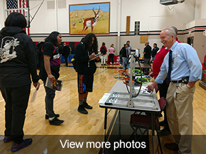 View more photos from the Seligman College and Career Fair