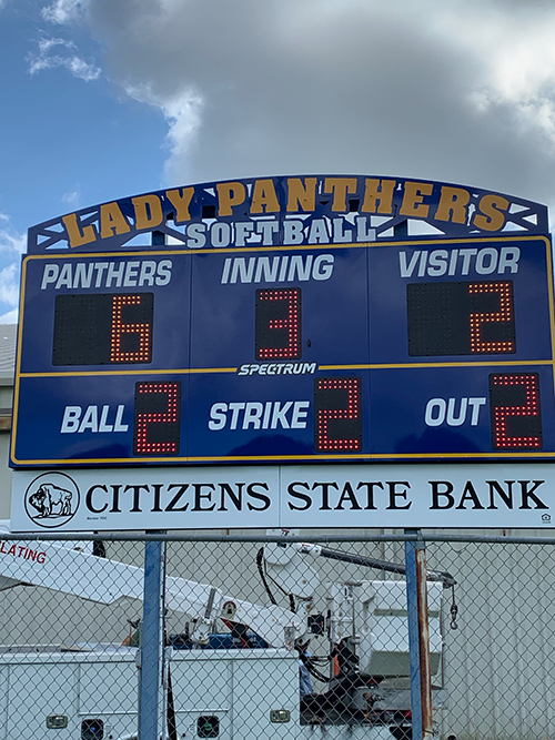 Panther Stadium Oakwood Bank