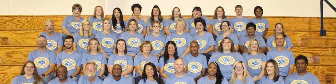 Oakwood Independent School District faculty and staff