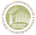 Member School of the Florida Consortium Of Public Charter Schools logo