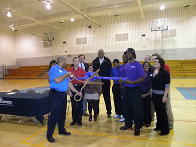 Opening of the Fitness and Wellness Center