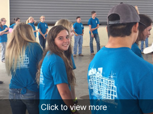 View more photos of the FFA trip to Greenhand Leadership Camp