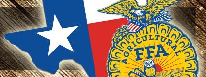 FFA Texas banner