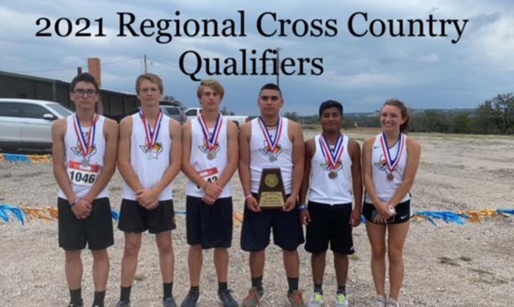 2021 Regional Cross Country Qualifiers