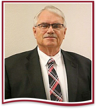 Superintendent Robert Tollefson