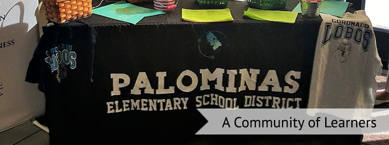 Palominas ESD - A Community of Learners