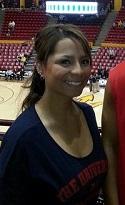 Portrait of Gabrielle Sanchez