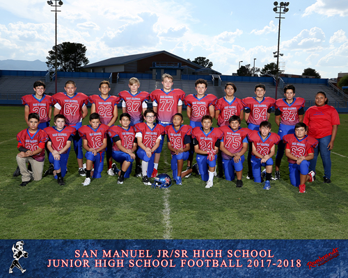 Junior High Football Team