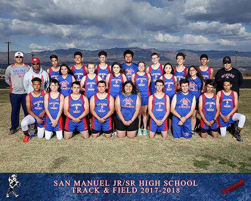 HS Track Team