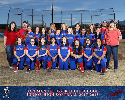 JH Softball Team