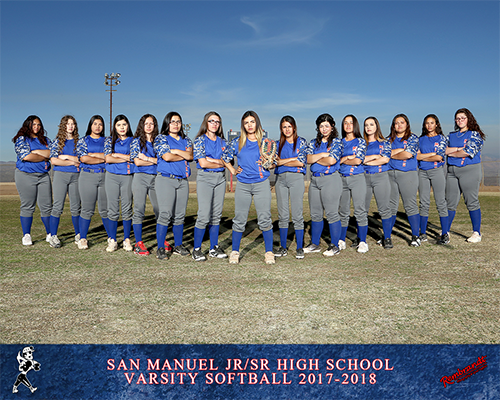 Varsity Softball Team