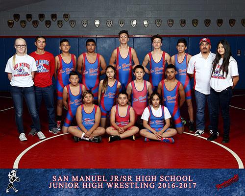 Junior High Wrestling Team