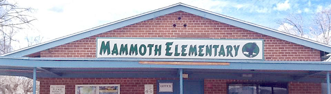Mammoth Elementary School Home