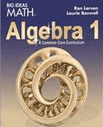 Website for Algebra 1