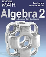 Website for Algebra 2