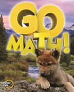Website for Go Math - Grade 1