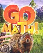 Website for Go Math - Grade 4
