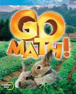 Website for Go Math - Kindergarten