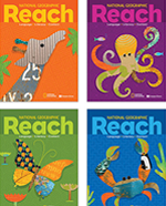 Website for National Geographic Reach K-5