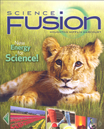 Website for Science Fusion - Grade 1