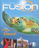 Website for Science Fusion - Grade 2