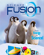 Website for Science Fusion - Kindergarten