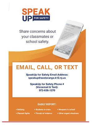 Speak Up for Safety