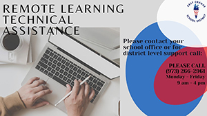 Click for Remote Learning Technical Assistance