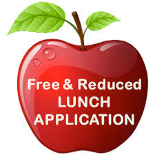 For Free and reduced meals apply now online anytime!
