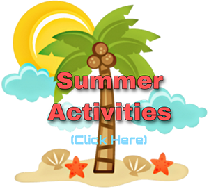 Summer Activities Page
