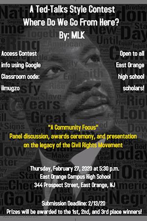 Where Do We Go From Here MLK flyer