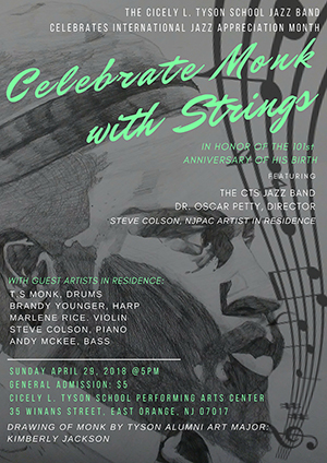View larger Celebrate Monk with Strings flyer