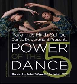 Paramus High School Dance Department Presents Power of the Dance 5