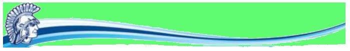 Paramus High School PTA banner