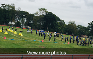 view more photos of the marching band