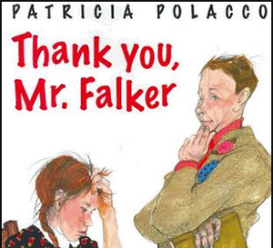 Book Cover of Thank You, Mr. Falker by Patricia Polacco