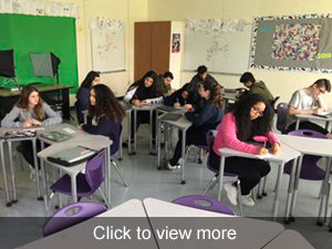 View more photos of students learning about Financial Literacy