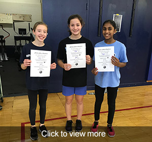 click to view more West Brook Middle School Hoops for Heart fundraiser photos