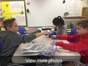 view more photos of STEM class