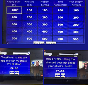 Social-Emotional Learning Jeopardy game