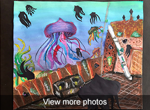 View more photos of the Student Artists Spotlight