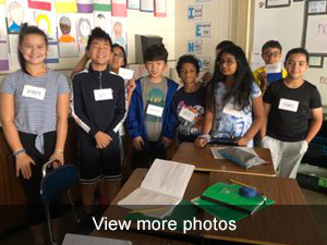 view more photos of students learning science