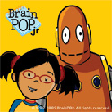 Website for Brain Pop Jr.