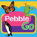 Website for Pebble Go