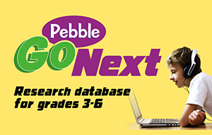 Website for PebbleGo Next