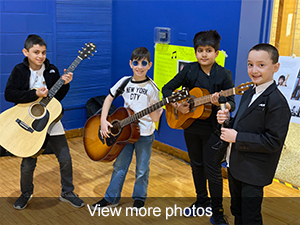 View more photos of fourth grade wax museum