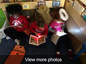 view more photos of our Reading Workshop
