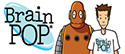 Website for Brain Pop