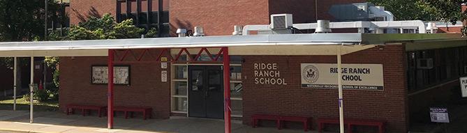 Ridge Ranch Elementary Home