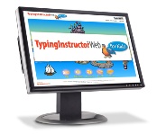 Website for Typing Instructor Web (Grades 3–4)